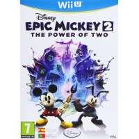 WII-U Epic Mickey 2 The...