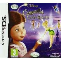 DS - Campanilla y el Gran...