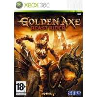 XBOX 360 Golden Axe Beast...