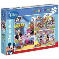 Mickey - Puzzles variados