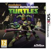 3DS Teenage Mutant Ninja...