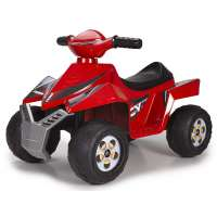 Feber Quad Racy 6V Rojo