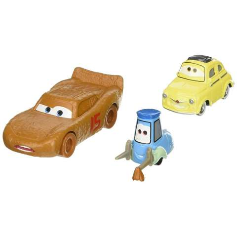 pack coches cars 3, Luigi &...