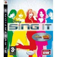 PS3 Disney Sing It
