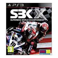 PS3 - SBKX SuperBike Word...