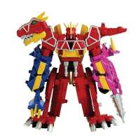 MEGAZORD DINO SUPER CHARGE