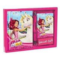 Mia & Me Fantasy Set Diario...
