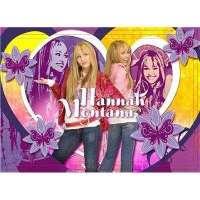 Puzzle infantil de Hannah Montana
