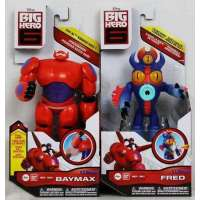 BIG HERO 6 FIGURA DE ACCION...