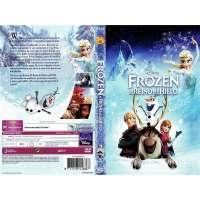 FROZEN EL REINO DE HIELO DVD