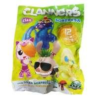 Sobre Sorpresa Clanners figura en 3D