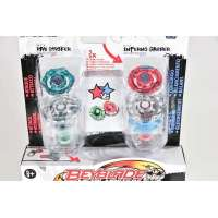 PACK 2 BEYBLADE RAY STRIKER...