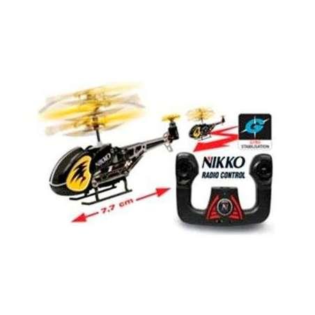 Helicóptero radio control Yellow Hornet