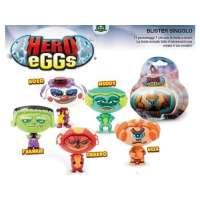 HERO EGGS BLISTER 3 FIGURAS...