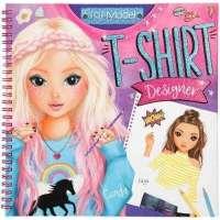 Cuaderno Top Model T-Shirt