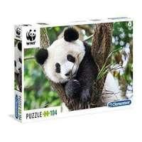 PUZZLE 104 WWF LINDO PANDA